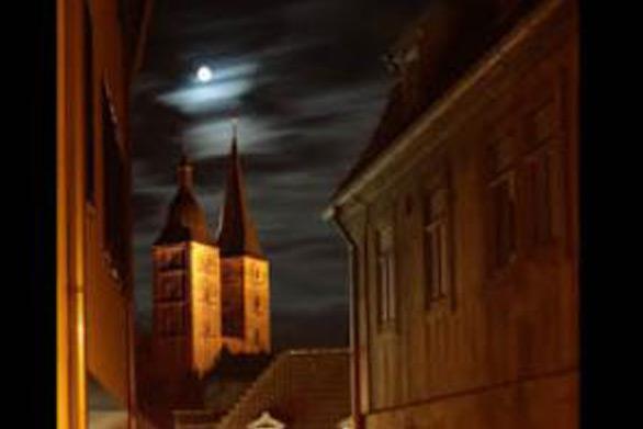 Altenburg um Mitternacht