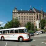 Altenburg Tour mit dem Bus