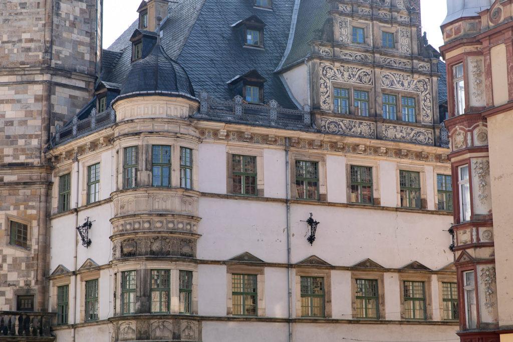 Renaissance Rathaus Altenburg