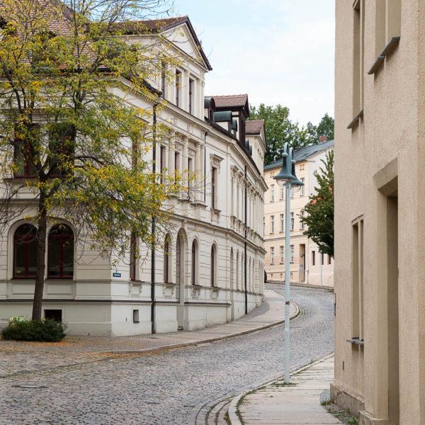 Altenburg Altstadt