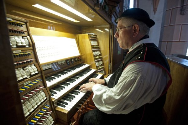 Altenburger Malcher an der Orgel AO web