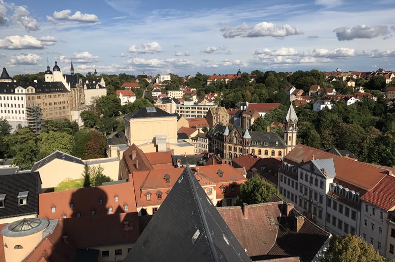 Blick Altenburg