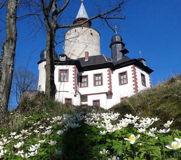 Museum Burg Posterstein Altenburg Land