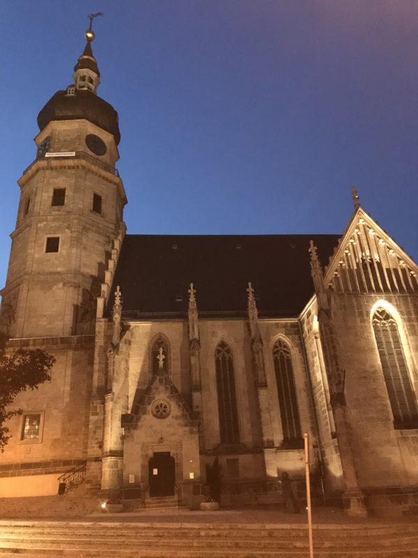 Stadtkirche St. Bartholomaei Altenburg
