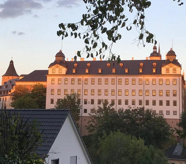 Residenzschloss Altenburg Blick