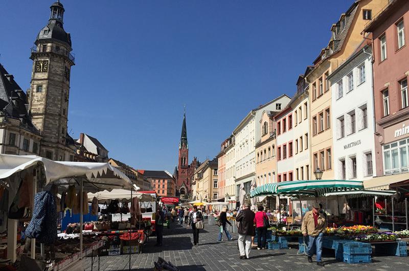 Marktag Altenburg Hauptmarkt AOweb