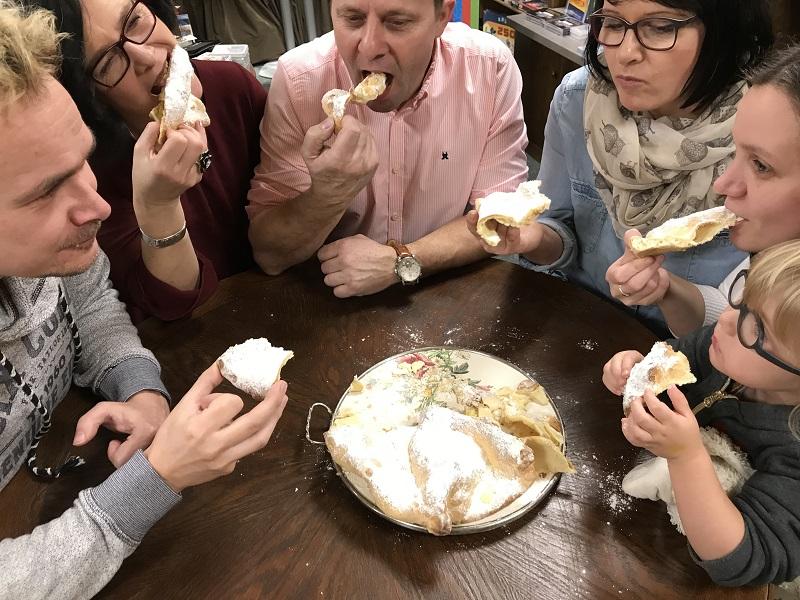 Schmecktouren fuer Gruppen und indivdual