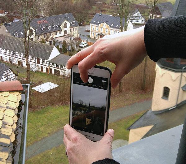 Instagramer auf Schlössersafari im Altenburger Land