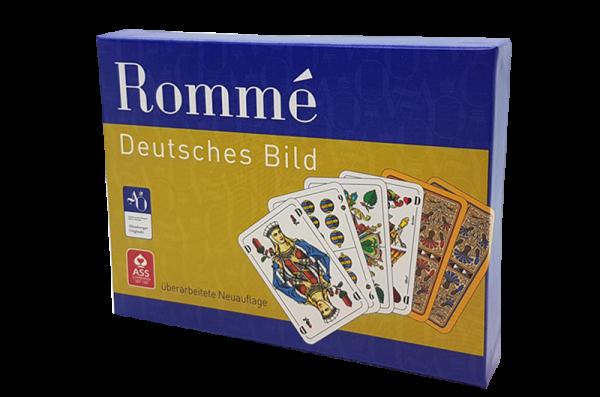 Deutsches Rommé Altenburger Originale