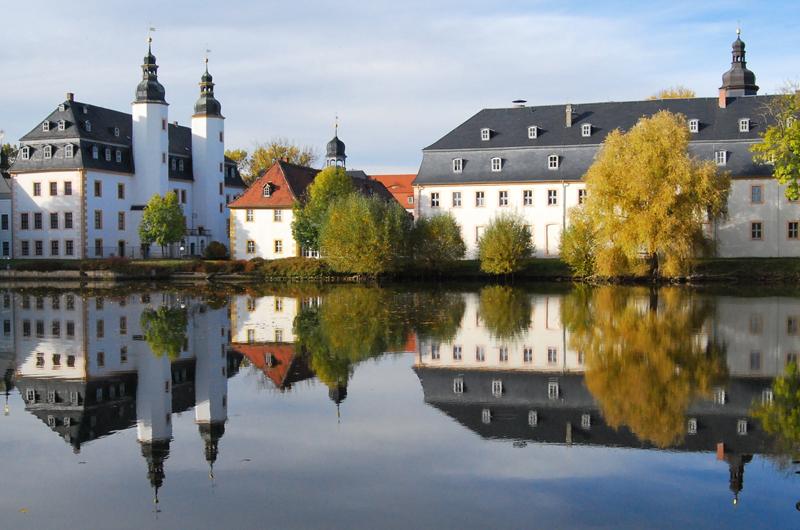 Altenburger Bauerngeschichte in der Landesgrenze im Schloss Blankenhain