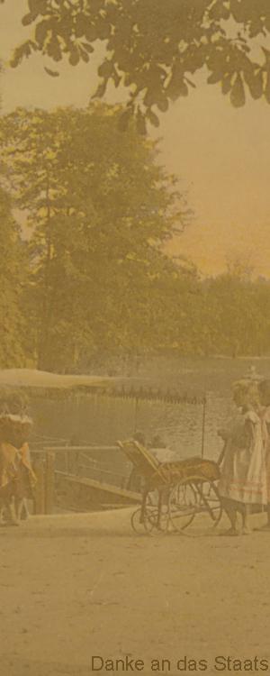 Altenburger Originale - Inselzooüberfahrt