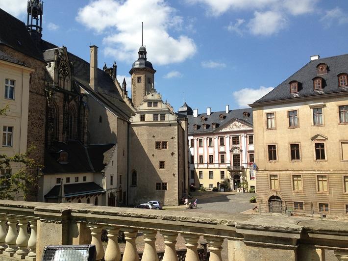 Altenburg Schloss