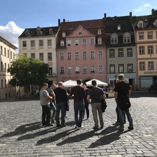 Stadtführung durch die Altstadt