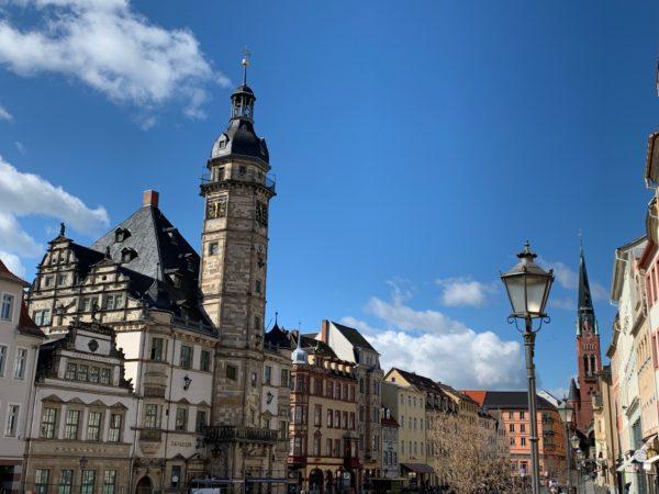 Marktplatz Altenburg