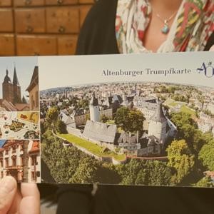Altenburger Trumpfkarte - Gutscheinkarte
