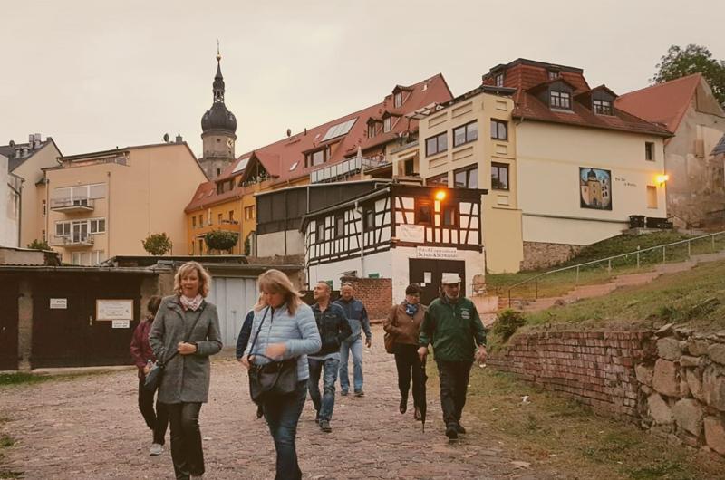 Besuch in Altenburg