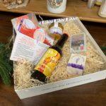 Safran Geschenk Box