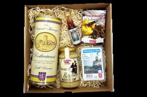 Das Grüne Herz Deutschlands hat so Vieles zu bieten, speziell Kulinarisches. Eine kleine Mischung haben wir in unserer Thüringen-Box zusammengestellt.