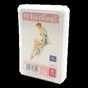 """Skat """"O Darling!"""" - ein entzückender Reprint von 1956"""