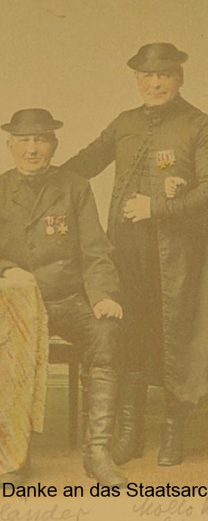 Altenburger Originale - Bauernhochzeitsfoto