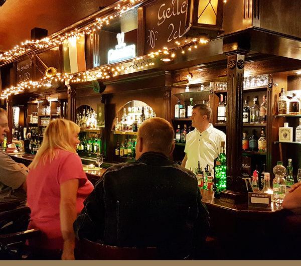 Irischer Abend im Finnegan's Irish Pub in Altenburg