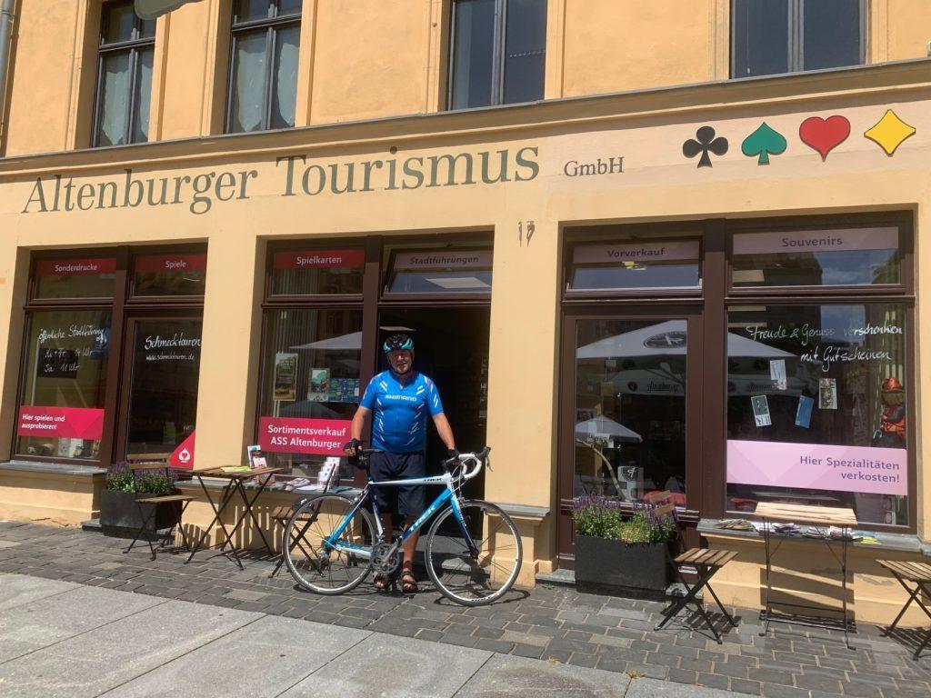 Rad-Guide Frank Hübschmann