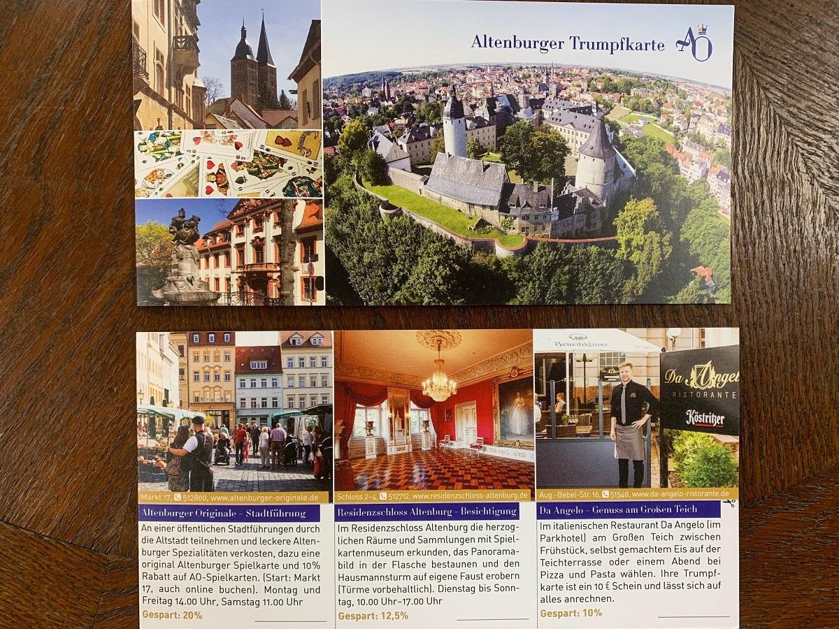 Altenburger Trumpkarte